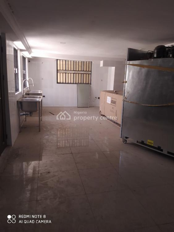 290 Square Metre Space Downstairs on Major Road, Opebi, Ikeja, Lagos, Office Space for Rent