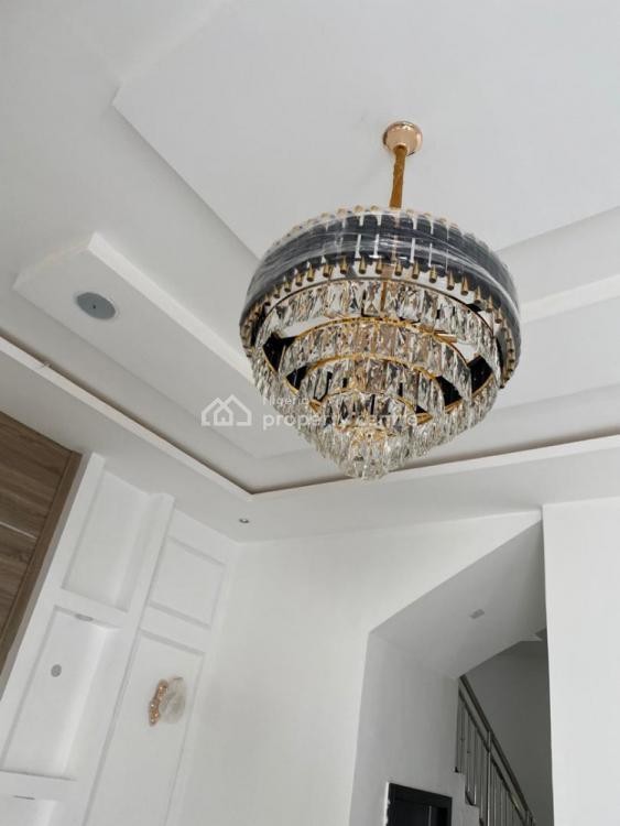 4 Bedroom Semi Detached Duplex, Ikate, Ikate Elegushi, Lekki, Lagos, Semi-detached Duplex for Sale