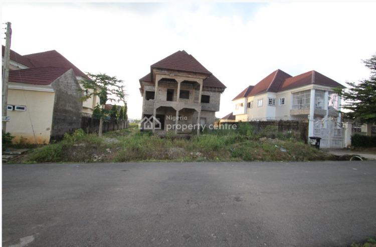 For Sale: Unfinished 4 Bedrooms Duplex On 800sqm Plot ...