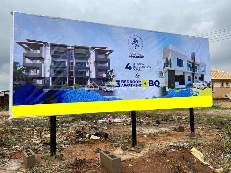 Luxury 3 Bedrooms Apartment, Arepo, Magboro, Ogun, Block of Flats for Sale