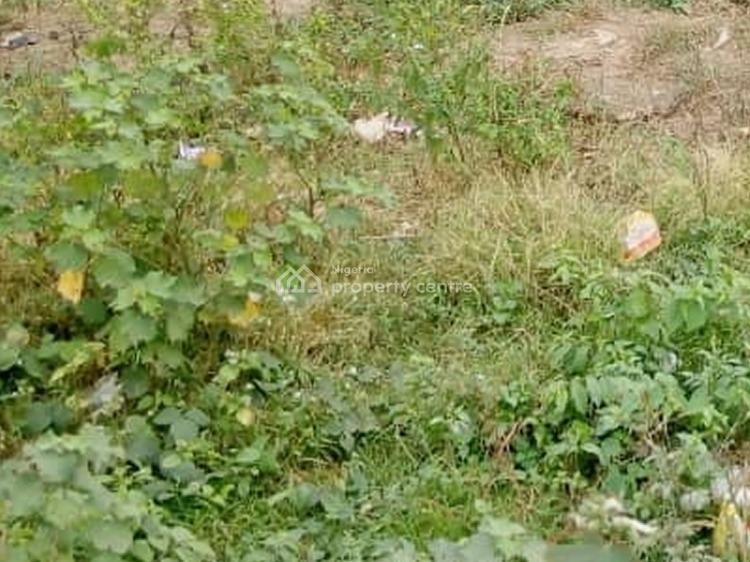 Land with Structure Measuring 1,600sqm, Medina, Gbagada, Lagos, Mixed-use Land for Sale