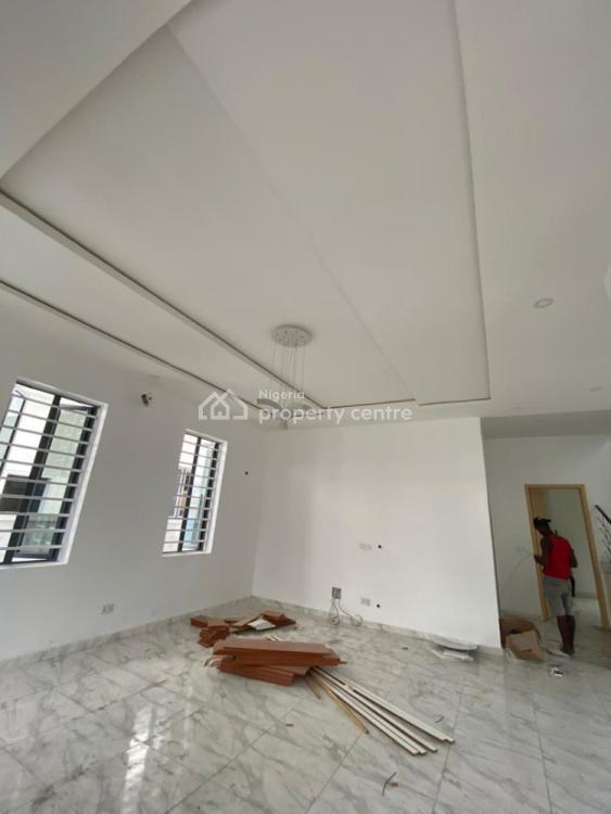 Exquisite Built 5 Bedrooms Contemporary Detached House, Chevron, Lekki, Lagos, Detached Duplex for Sale