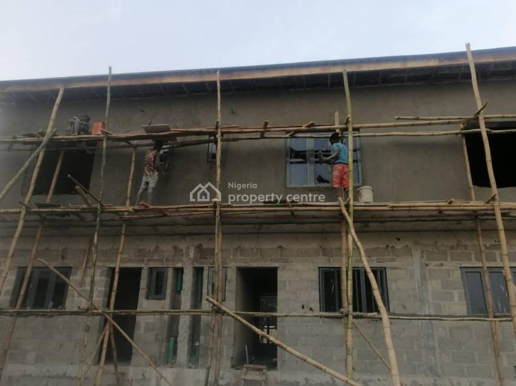 Luxury 4 Bedroom Terrace Duplexes, Behind Romey Garden,  Opposite Nicon Town, Lekki, Lagos, Terraced Duplex for Sale