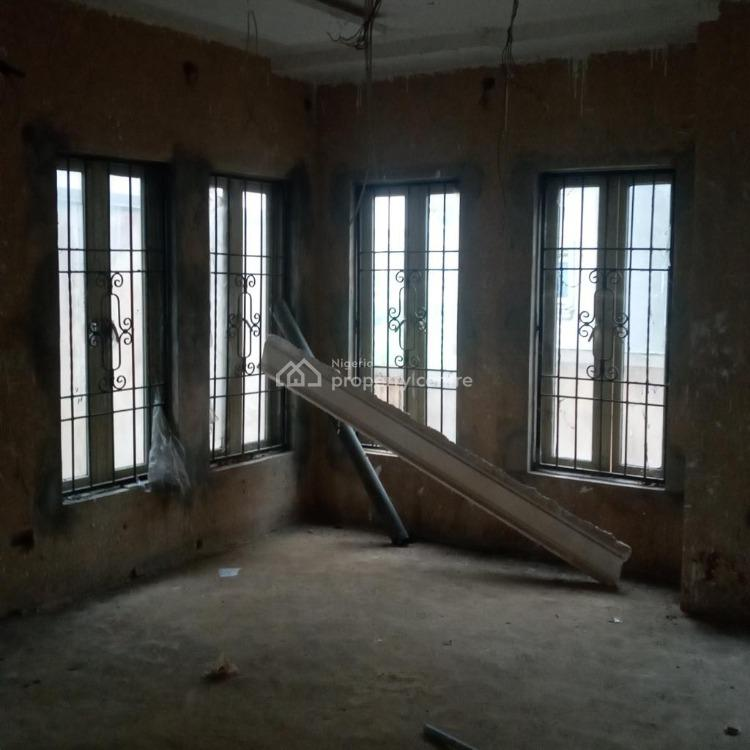 Luxury Carcass 5 Bedrooms Duplex with 3 Bedrooms Bq, Magodo Phase 2 Estate, Gra, Magodo, Lagos, Detached Duplex for Sale