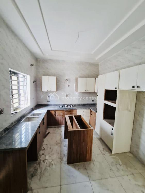 Humongous 4 Bedrooms Fully Detached Duplex with a Domestic Room, Chevron Toll Gate, Lekki Expressway, Lekki, Lagos, Detached Duplex for Sale