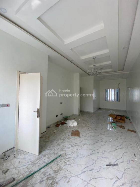 Newly Built Luxury Finished 3 Bedrooms Flat in a Serene Neighborhood, Before Chevron, Osapa, Lekki, Lagos, Flat for Sale
