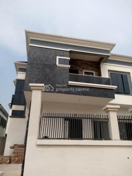 4 Bedroom Semi Detached House, Ikota, Lekki, Lagos, Semi-detached Duplex for Sale