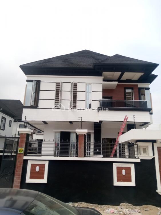 4 Bedroom Semi Detached House, Orchid, Ikota, Lekki, Lagos, Semi-detached Duplex for Rent
