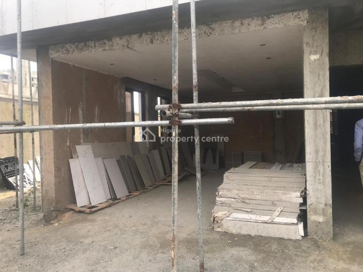 Almost Completed Luxury 5 Bedroom Duplex with Excellent Facilities, Banana Island, Ikoyi, Lagos, Terraced Duplex for Sale