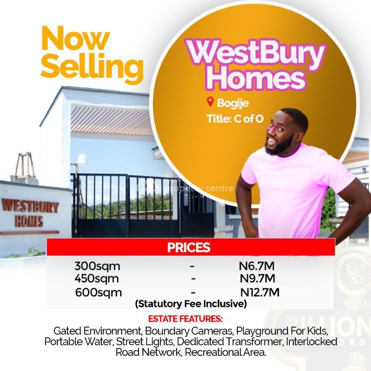 Luxury Plot of Land (600sqm), Inside Beechwood Estate, Bogije, Ibeju Lekki, Lagos, Residential Land for Sale