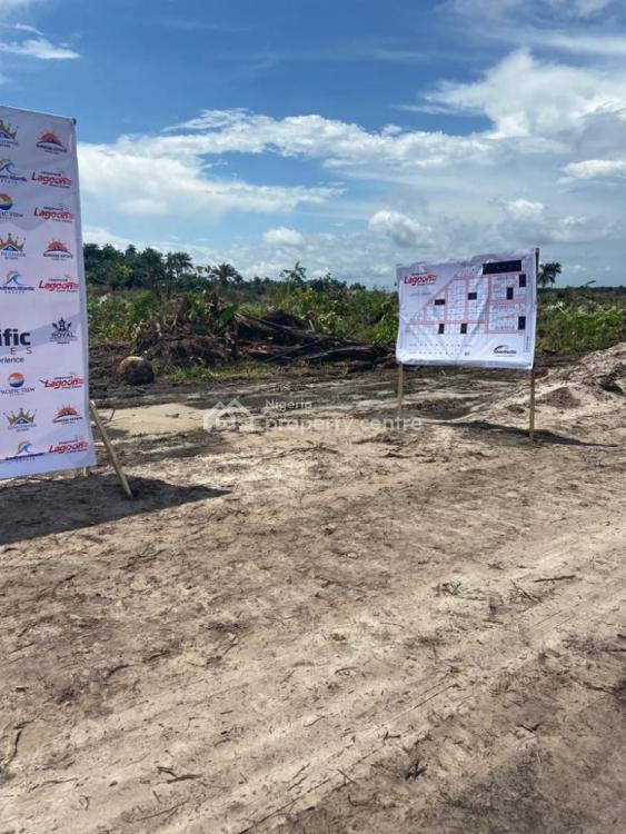 Lagoon Front Plot of Land, Lepia, Ibeju Lekki, Lekki, Lagos, Residential Land for Sale