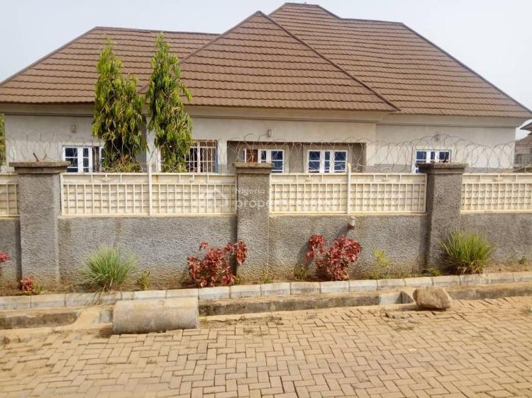 Luxury 3 Bedroom Bungalow in a Pretty Location, Close to Sunnyvale Estate, Lokogoma District, Abuja, Detached Bungalow for Sale
