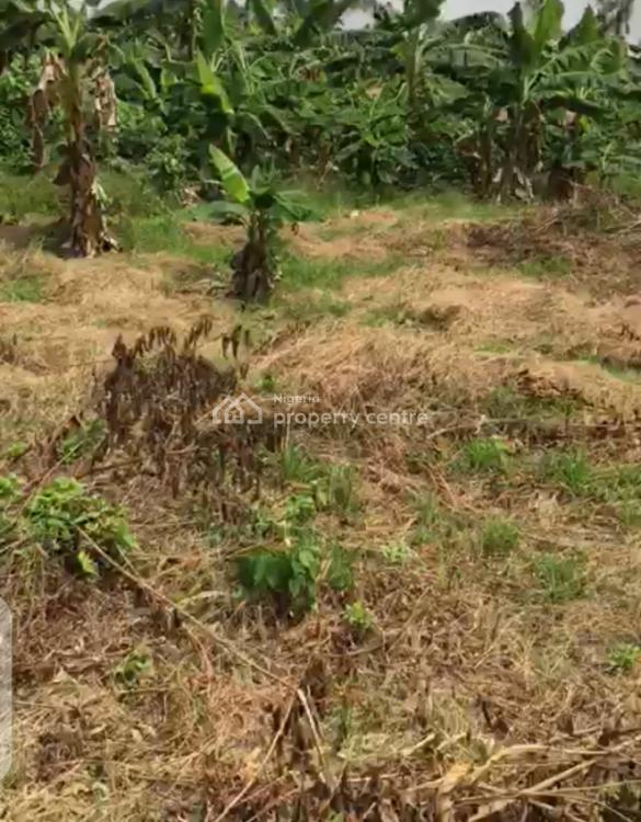 a Plot of Land in a Developing Area, Oke Agbo Town Near Gberigbe, Ikorodu, Lagos, Mixed-use Land for Sale