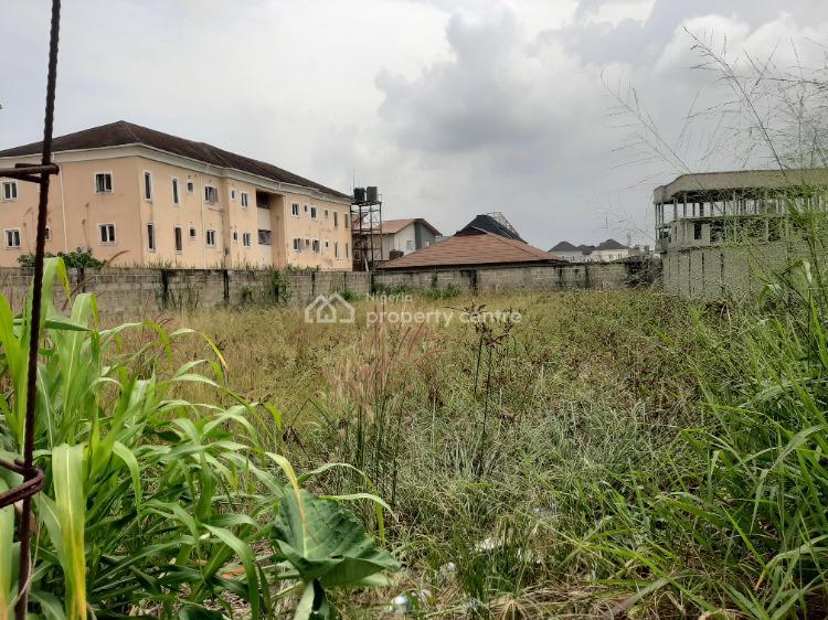 1030sqm Corner Piece of Land, Peninsula Garden Estate  Before Shop Rite, Sangotedo, Ajah, Lagos, Residential Land for Sale
