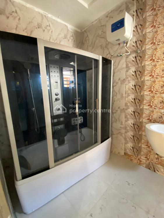 Newly Built 4 Bedroom Detached Duplex with B.q, Chevron, Lekki, Lagos, Detached Duplex for Rent