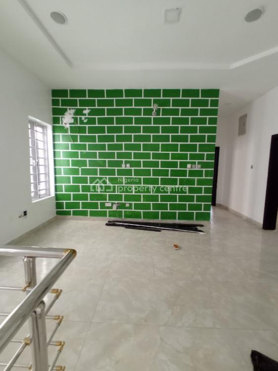 a Neatly Renovated 5 Bedrooms Fully Detached Duplex and a Bq, Osapa, Lekki, Lagos, Detached Duplex for Rent