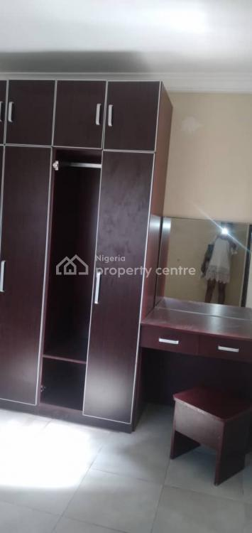 a Semi Furnished 3 Bedroom Shared Apartment, Only 3 People in The House, L & K Estate Owode Ado, Ajah, Lagos, Self Contained (single Rooms) for Rent
