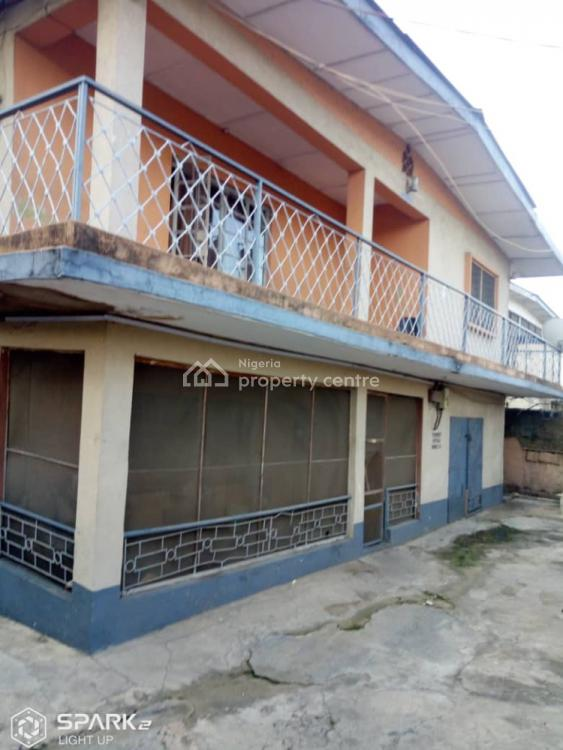 a Block of 4 Flats + Bq on 714m2 Land, Mende, Maryland, Lagos, Flat for Sale
