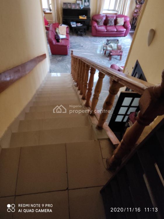 Decent 4 Bedroom Detached Duplex in a Serene Serviced Estate, Fountain Springville Estate, Monastery Road, Sangotedo, Ajah, Lagos, Detached Duplex for Sale