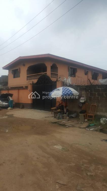 Massive 5 Bedrooms Fully Detached House + 3 Bedrooms Bq, Ogba, Ikeja, Lagos, Detached Duplex for Sale