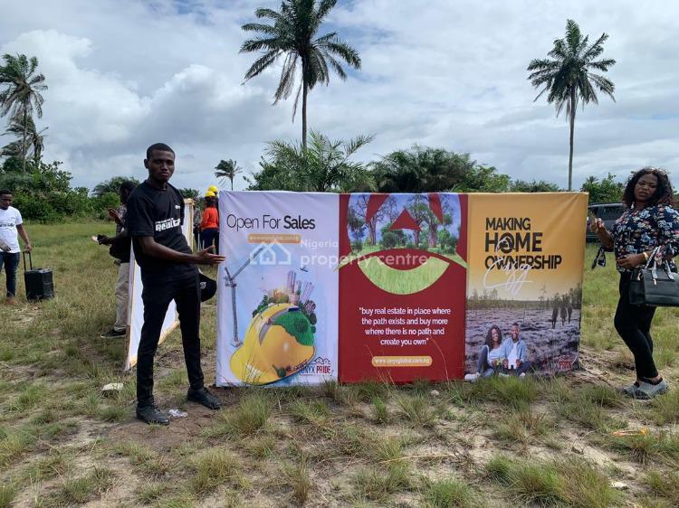 Mixed Use Land, Onyx Pride Phase 2, Okun Ise, Ibeju Lekki, Lagos, Mixed-use Land for Sale