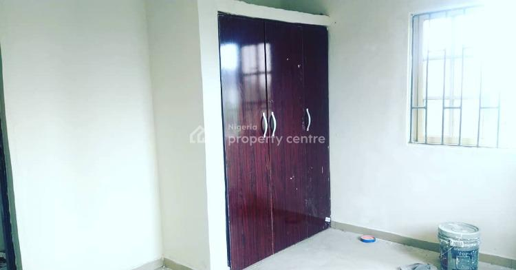 Newly Built 2 Bedroom Flat with Federal Light, Security, New Layout Estate Off Rumuokwurusi Tank, Port Harcourt, Rivers, Flat for Rent