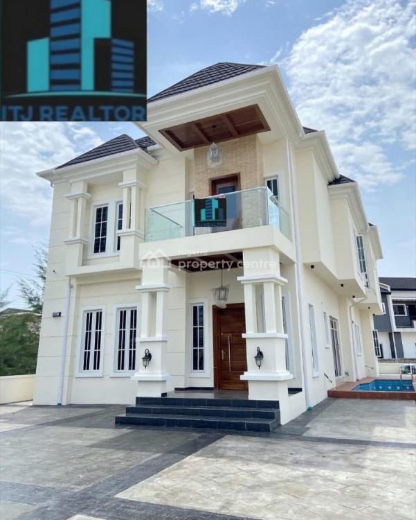 5 Bedroom Fully Detached Duplex!!! with Swimming Pool, Lekki County Homes, Ikota, Lekki, Lagos, Detached Duplex for Sale
