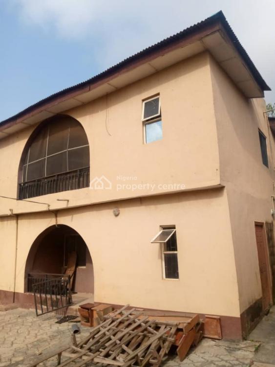 Executive 5 Bedroom Duplex with 2 Sitting Room, Off Ait Road, Alagbado, Ifako-ijaiye, Lagos, Detached Duplex for Rent