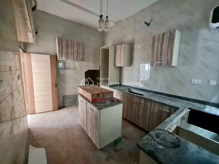 Humongous 4 Bedrooms Semi Detached Duplex with a Domestic Room, Chevron Toll Gate, Lekki Expressway, Lekki, Lagos, Semi-detached Duplex for Sale