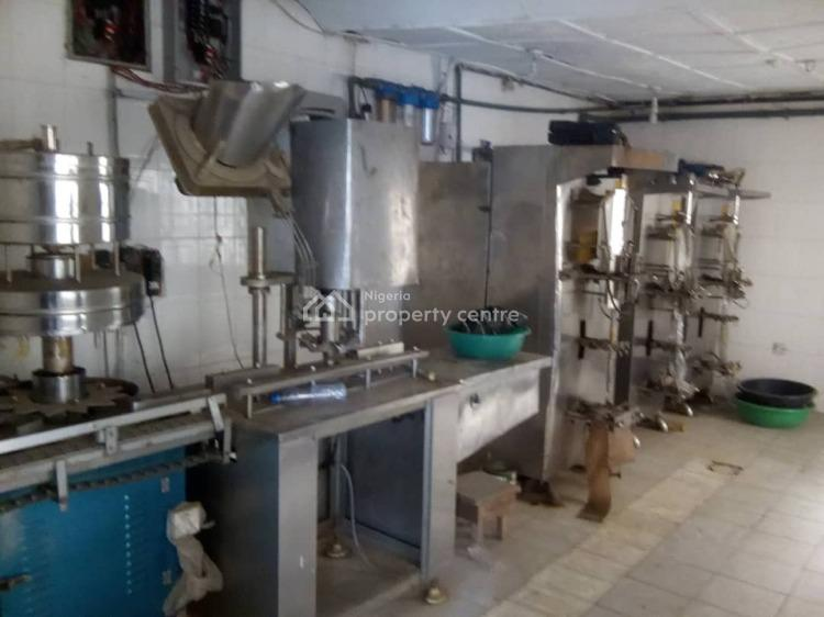 a Pure Water Factory, Alimosho, Lagos, Factory for Sale
