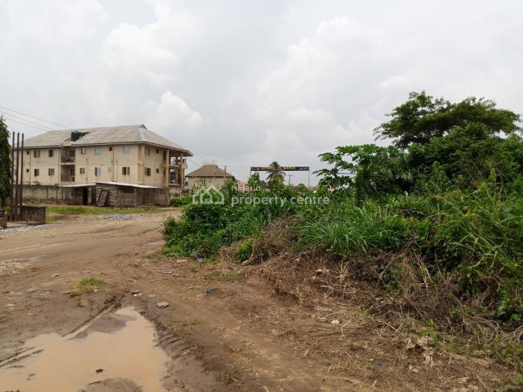 Stragetic Land, Ikangba Estate Close Erinlu Main Road, Ijebu Ode, Ogun, Mixed-use Land for Sale