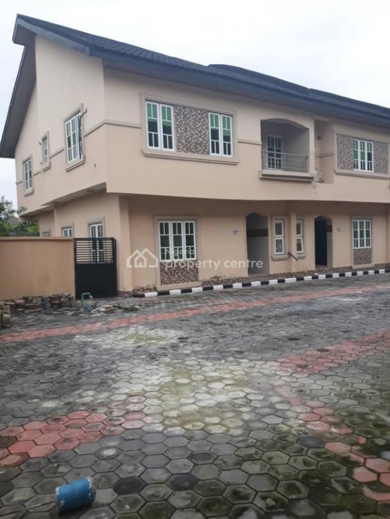 Serviced 3 Bedrooms Terraced Duplex, Agungi, Lekki, Lagos, Terraced Duplex for Sale