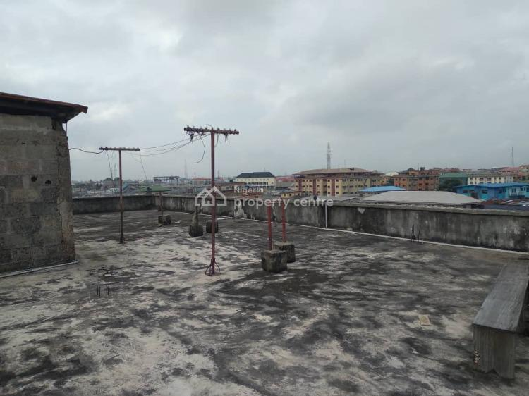 3 Storey Building with Penthouse and Rooftop, Off Coker Express, Coker, Surulere, Lagos, Block of Flats for Sale