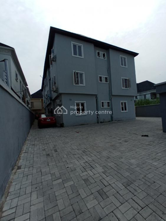 a 3 Bedroom Flat, Osapa, Lekki, Lagos, Flat for Rent