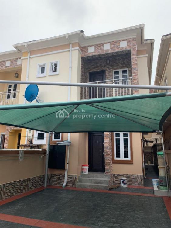 3 Bedroom Semi Detached Duplex, Ikota, Lekki, Lagos, Semi-detached Duplex for Rent