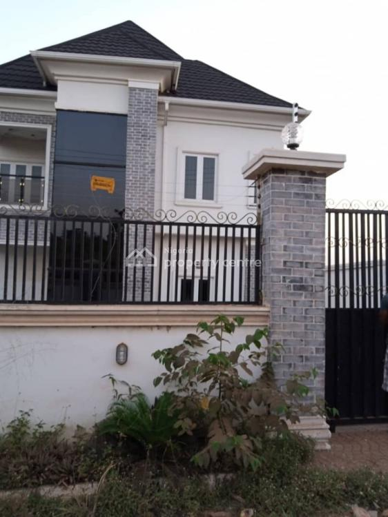 4 Bedroom Duplex with Swimming Pool in a Serene Environment, Lomalinda Estate, Independence Layout, Enugu, Enugu, Terraced Duplex for Sale