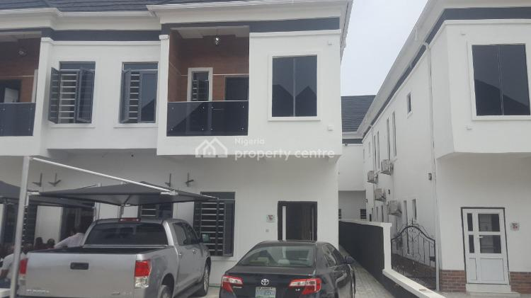 Luxurious 4 Bedroom Semi-detached Duplex, Off Orchid Hotel Road, Lekki Expressway, Lekki, Lagos, Semi-detached Duplex for Sale
