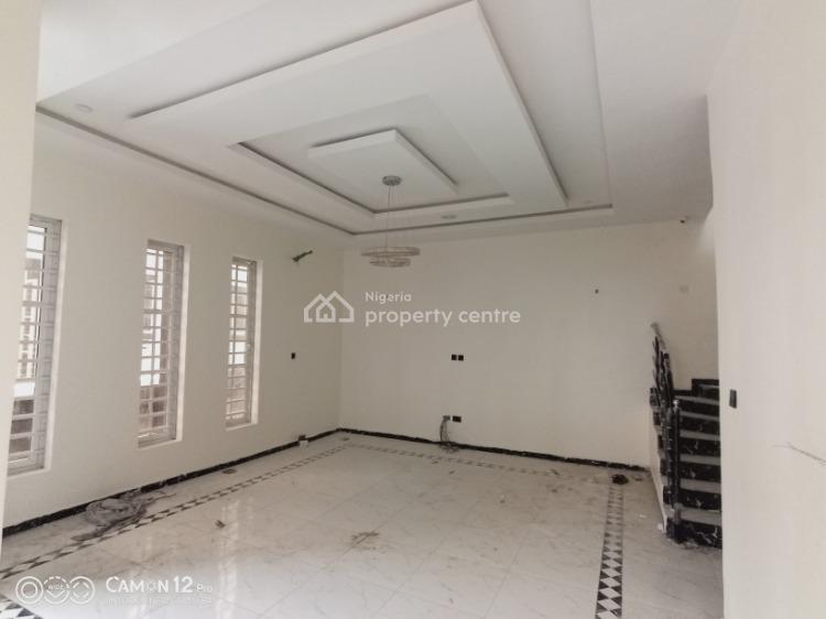 Brand New Four Bedroom Semi Detached Duplex with Bq, Lekki Phase 2, Lekki, Lagos, Semi-detached Duplex for Rent