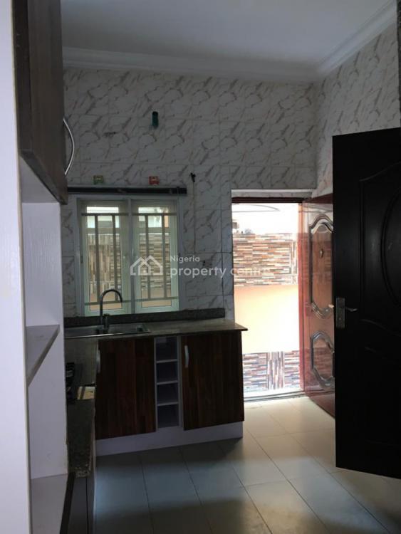 3 Bedroom Semi-detached with a B/q, Westend Estate, Lekki, Lagos, Semi-detached Duplex for Rent
