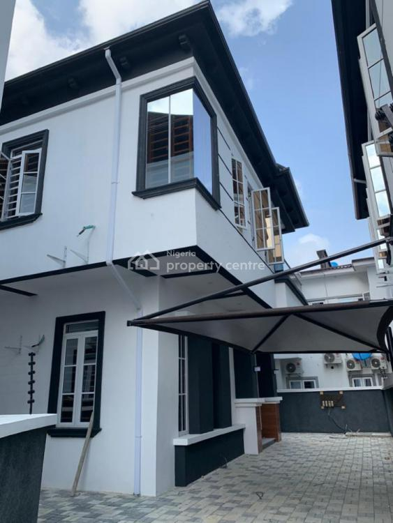 5 Bedroom Fully Detached Duplex with a Room Bq, Orchid, Ikota, Lekki, Lagos, Detached Duplex for Rent