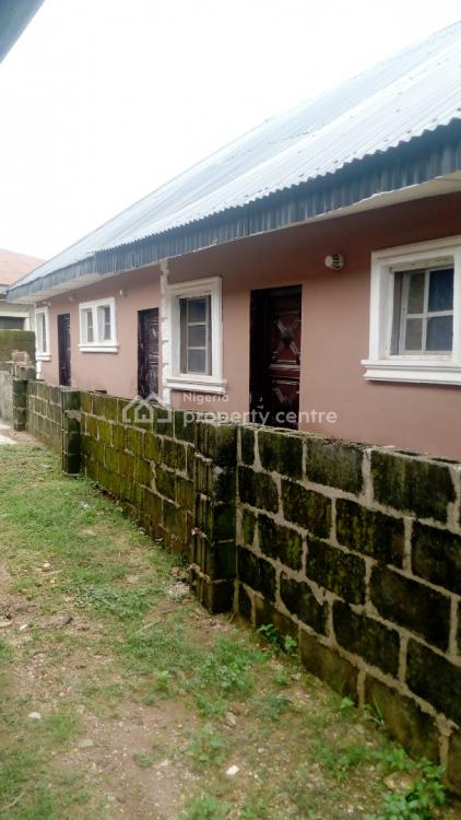 2 Unit of a Room and Parlor Self-contained and Two Units of Single Room, Kasumu Estate Off Akala Express, Challenge, Ibadan, Oyo, Block of Flats for Sale