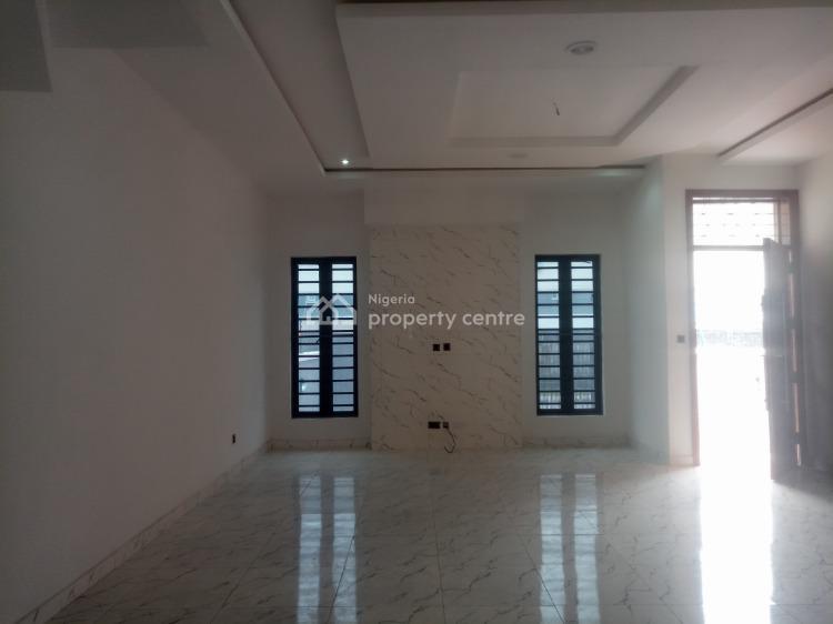 4 Bedroom Semi Detached House, Chevron Alternative, Lekki, Lagos, Semi-detached Duplex for Rent