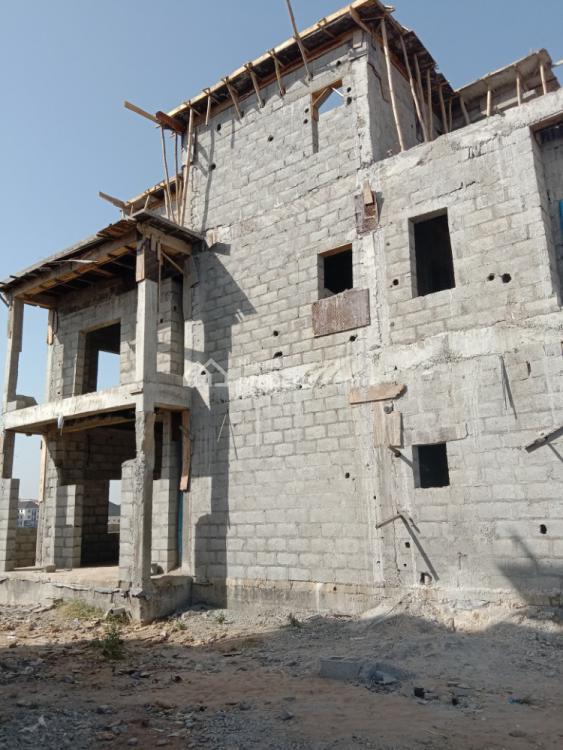 Five Bedroom Fully Detached Duplex, Wuye, Abuja, Detached Duplex for Sale