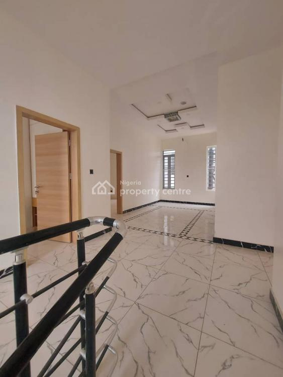 Exquisitely Finished 5 Bedroom Fully Detached Duplex with a Room Bq, Chevron, Lekki, Lagos, Detached Duplex for Sale
