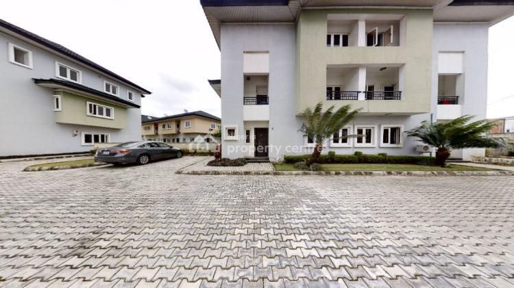 4 Bedroom Semi-detached Duplex with a Bq, Osapa, Lekki, Lagos, Semi-detached Duplex for Sale