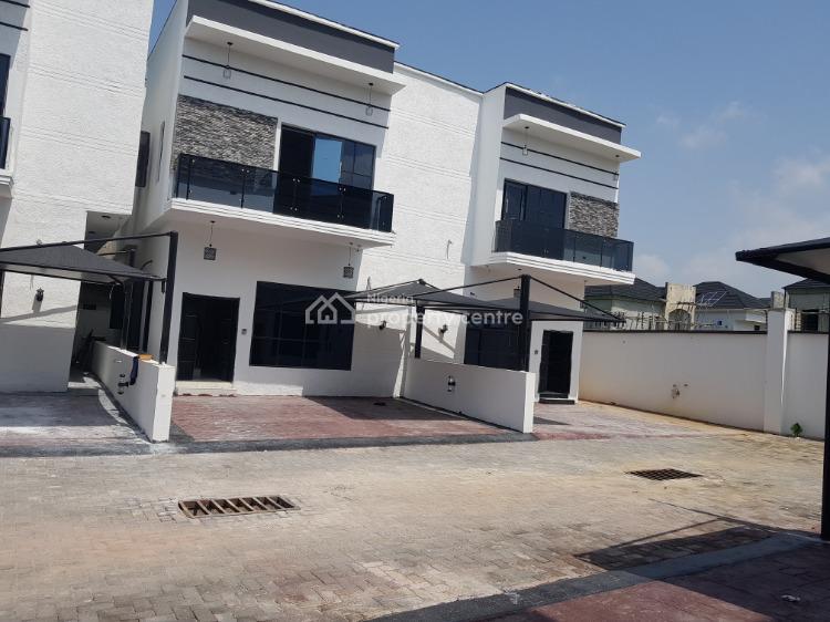 Fantastic 4 Bedroom Detached Duplex, Ikota, Lekki, Lagos, Semi-detached Duplex for Sale
