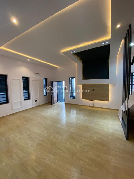 4 Bedrooms Luxury Semi Detached Duplex, 2nd Toll Gate/ Chevron., Lekki, Lagos, Semi-detached Duplex for Sale