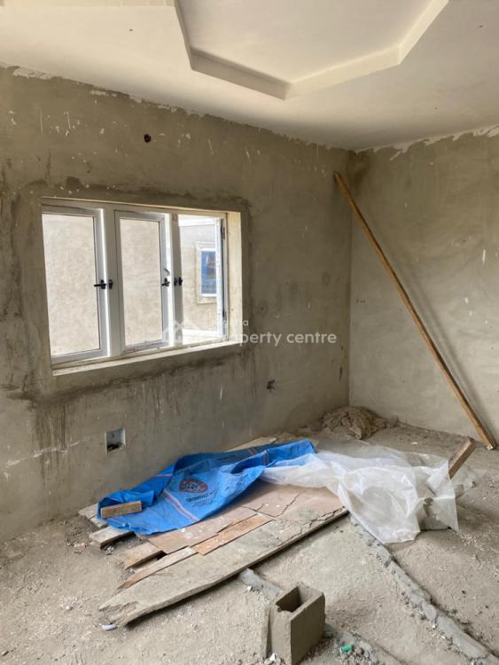 Three (3) Bedroom Semi Detached Duplex, Sangotedo, Ajah, Lagos, Semi-detached Duplex for Sale