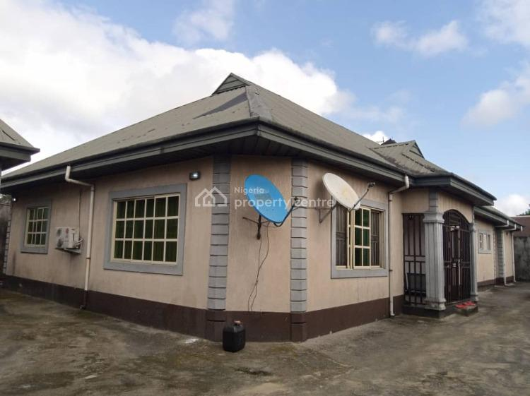 Luxury 4 Bedrooms Bungalow with Good Light, Iwofe Road, Ada George, Port Harcourt, Rivers, Detached Bungalow for Sale