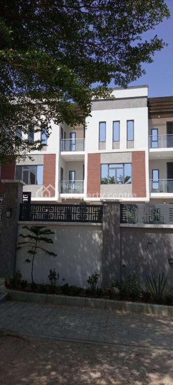 a Brand New 4 Bedrooms Terraced Duplex, 675, Ebitu Ukiwe, Jabi, Abuja, Terraced Duplex for Sale